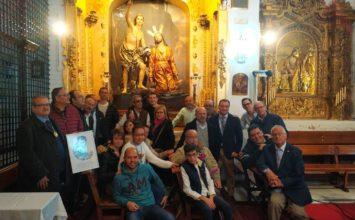 Los Costaleros Nazarenos 'vuelven' al Huerto