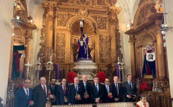 Reunión de los presidentes de agrupaciones