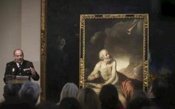 Descubren 200 obras de arte conventual en un domicilio particular de Granada