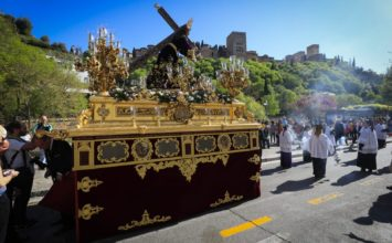 Hermanas honorarias del Vía Crucis