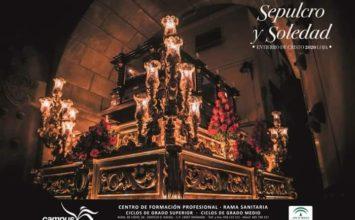 LOJA. Cartel del Santo Sepulcro