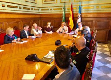 MOTRIL. Ayuntamiento y Agrupación trabajan en la próxima Semana Santa