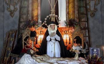 SANTA FE. Aniversario en el Santo Sepulcro