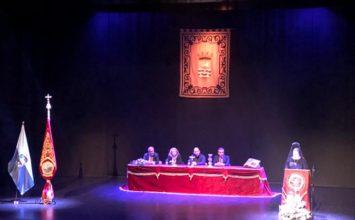 ALMUÑÉCAR. Rocío Moltó pregonó la Semana Santa