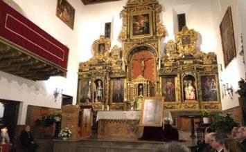 MARACENA. Cartel de la Virgen de los Dolores