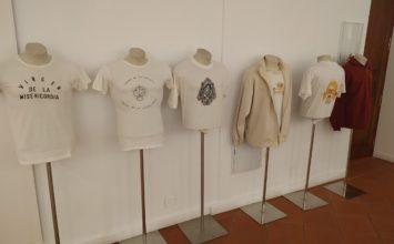 Exposición de los costaleros de Los Favores