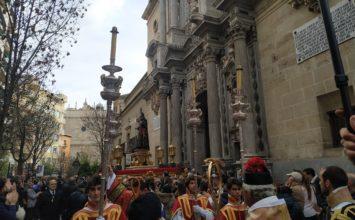 Especial procesión de San Juan de Dios