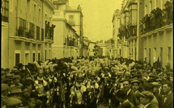 Vídeos antiguos de Semana Santa