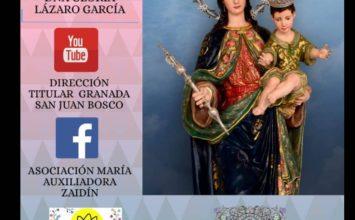 María Auxiliadora, del Zaidín, suspende cultos por el coronavirus