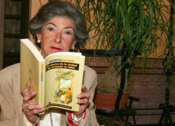 Fallece la historiadora Pilar Bertos