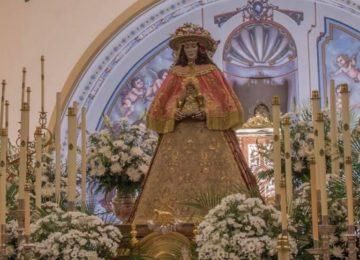 Así serán las peregrinaciones a la Virgen del Rocío