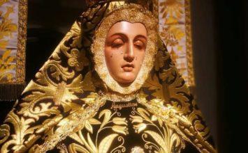 MOTRIL. Ayer debería haber salido la Virgen de las Angustias