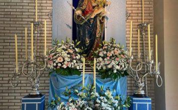 Cultos a María Auxiliadora