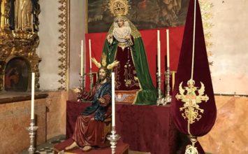 La Santa Cena mejora su capilla