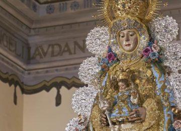 La Virgen del Rocío seguirá en Almonte