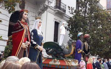 Granada celebra el Corpus