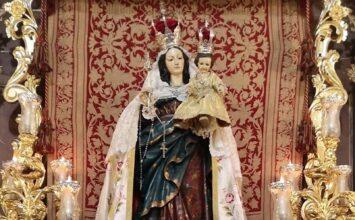 Favores pide una subvención para restaurar la Virgen de la Paz