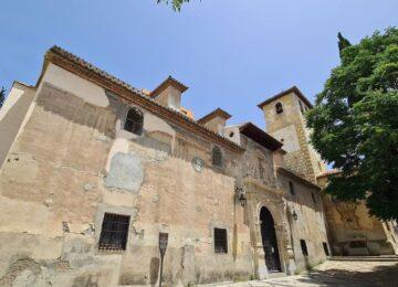 La fachada de San Cecilio será restaurada