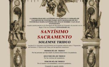 Cultos sacramentales en El Despojado