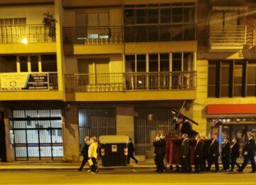 CURIOSO. El primer Cristo en la calle