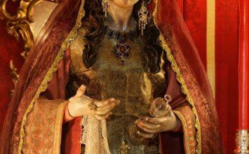 Hoy, festividad de Santa María Magdalena