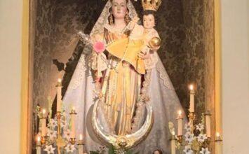Festividad de la Virgen de los Ángeles