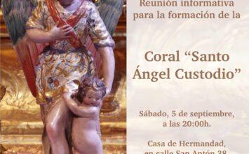 San Agustín crea una coral