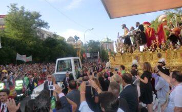 El Despojado, nueve años después de Madrid
