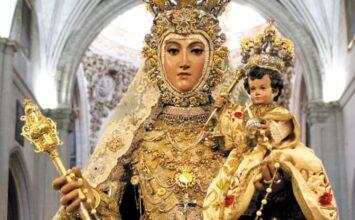 Cultos a la Virgen del Rosario en el Realejo