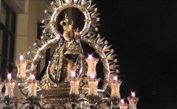 Comienzan los cultos a la Morenita