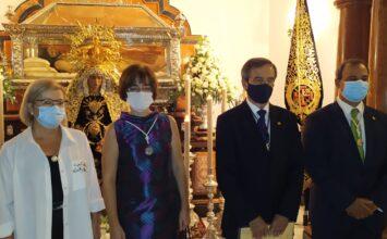 MOTRIL. Jura de cargos en el Santo Sepulcro