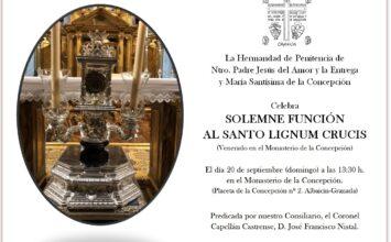 Cultos al Lignum Crucis