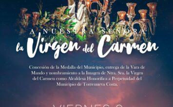 TORRENUEVA. La Virgen del Carmen, alcaldesa perpetua