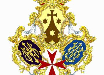 MOTRIL. La cofradía del Perdón actualiza su escudo