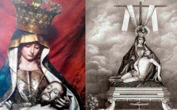 GUADIX. Comienzan los cultos a la Virgen de las Angustias