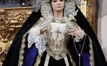 LUTO. María Stma. de las Penas