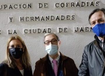 Nuevo presidente para la Agrupación de Cofradías de Jaén