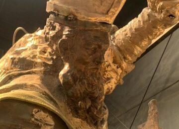 GUADIX. En mayo se inaugurará el monumento a San Torcuato