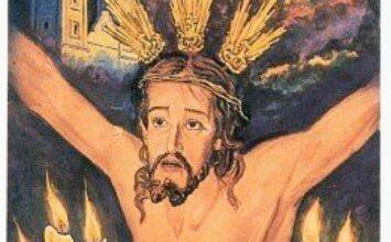 Carteles de la Semana Santa. Años 70.