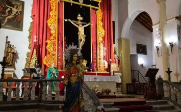 María Auxiliadora ya está en San Cecilio
