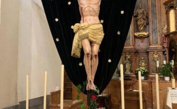 Extraña celebración de Cristo Rey