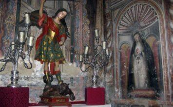 La Junta restaurará una capilla de San Miguel Bajo