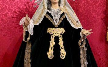 LUTO. María Stma. del Sacromonte