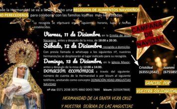 LOJA. Campaña solidaria de la Veracruz