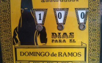 Falta 100 días para el Domingo de Ramos