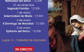 La Misa del Gallo de la Catedral, a las 23,30 h.