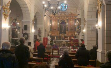 Celebrada la festividad de Santa Bárbara en El Fargue