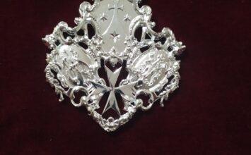 MOTRIL. Nueva medalla de la hermandad del Perdón