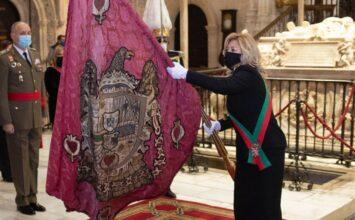 Granada celebró un inusual Día de la Toma
