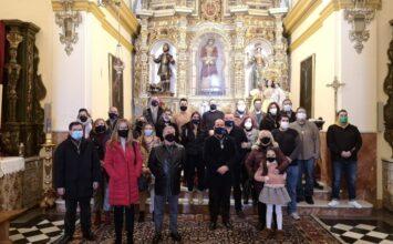 La Concha celebró cultos al Cristo de las Eras